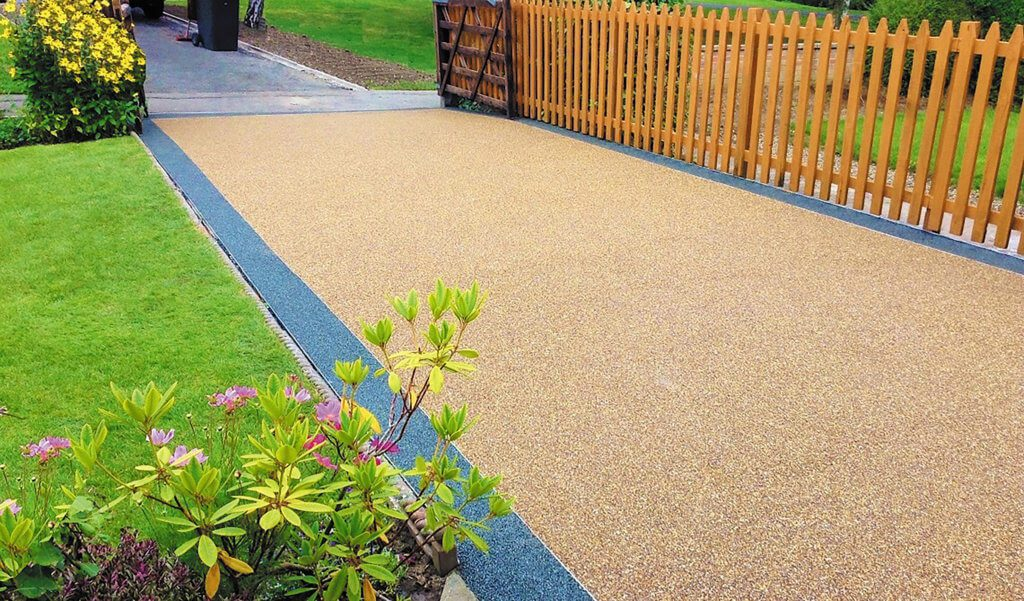 5 practical benefits of a resin bound patio