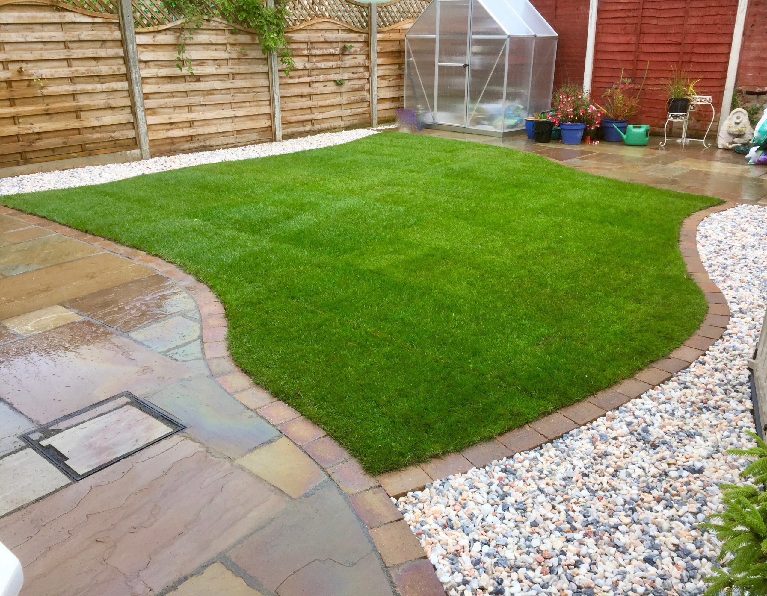 Garden Turfing and Lawns in Cambridge