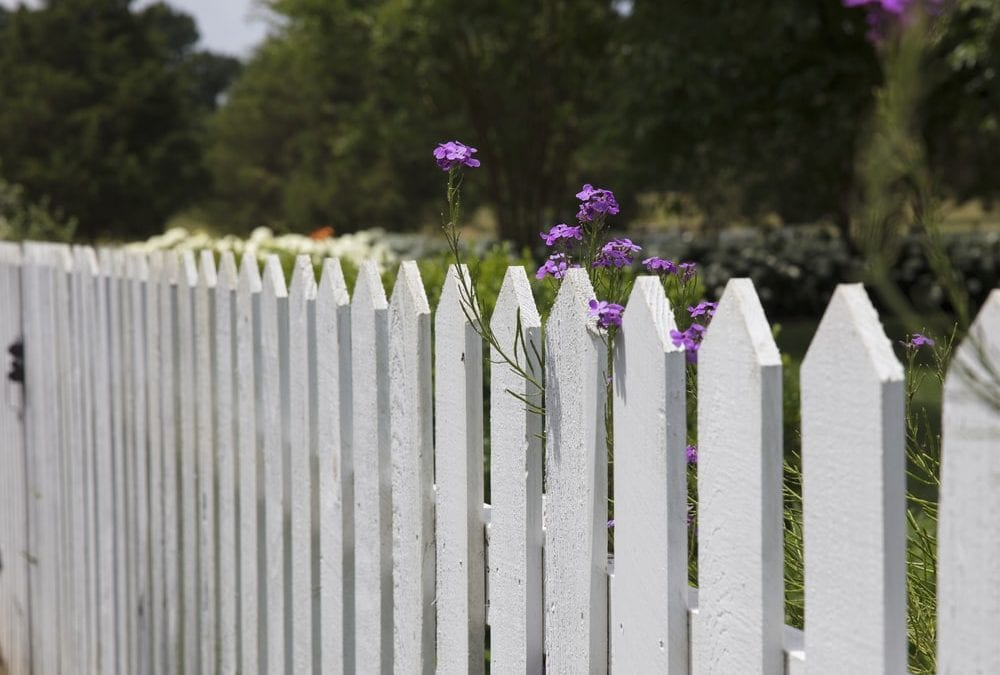 A Beautiful Garden Starts with Quality Fencing